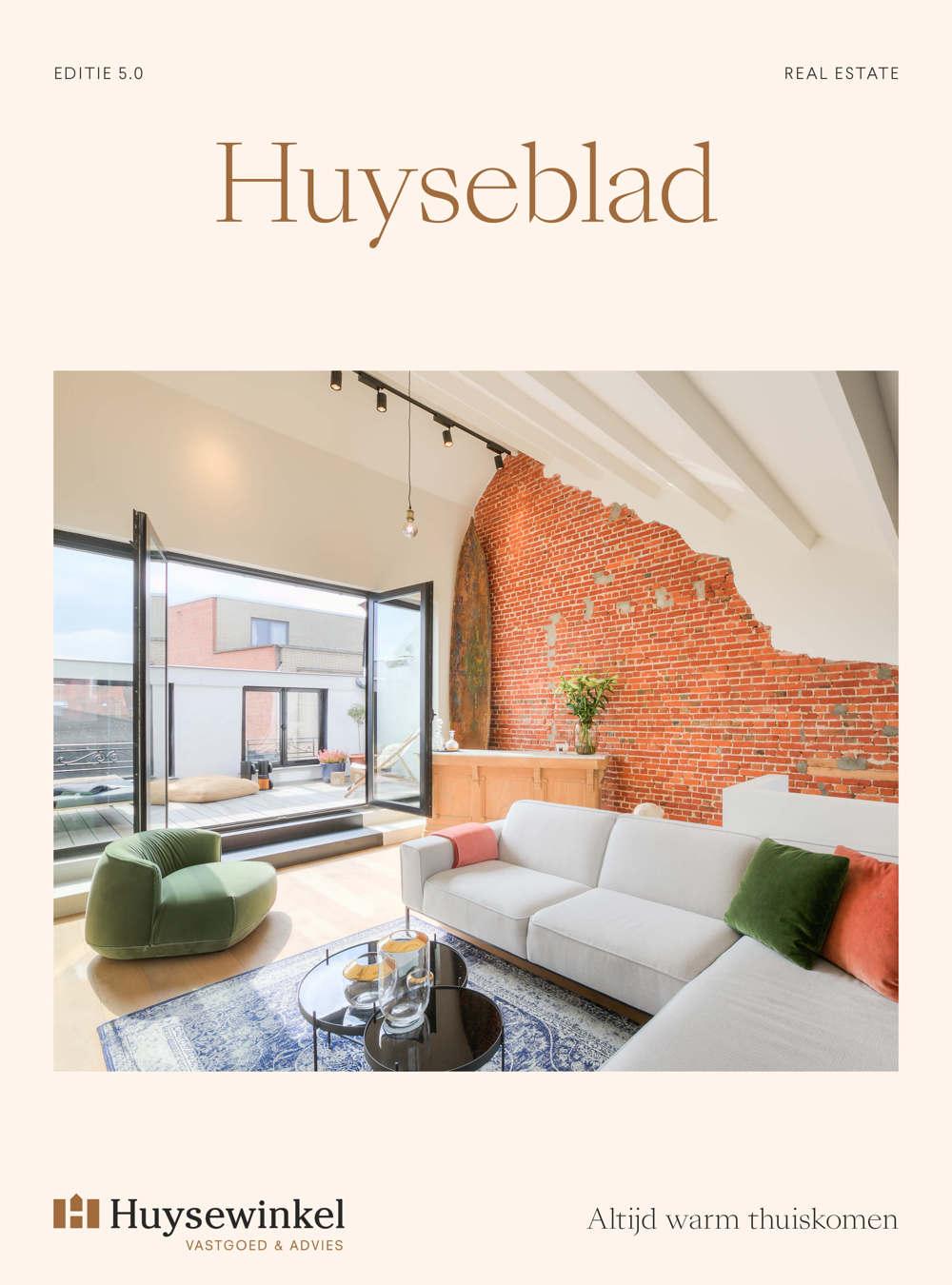 Huyseblad Editie 5.0