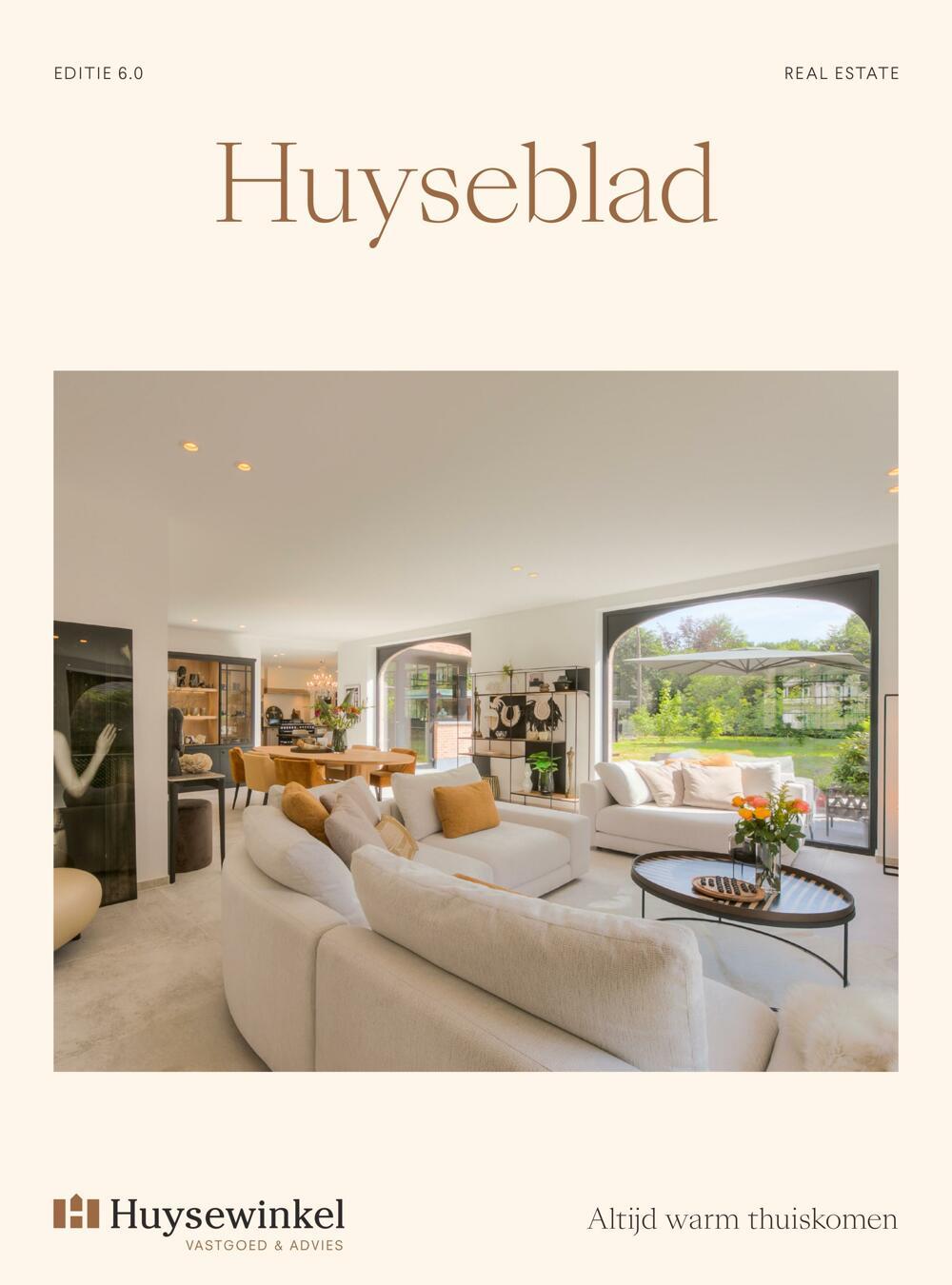 Huyseblad editie 6