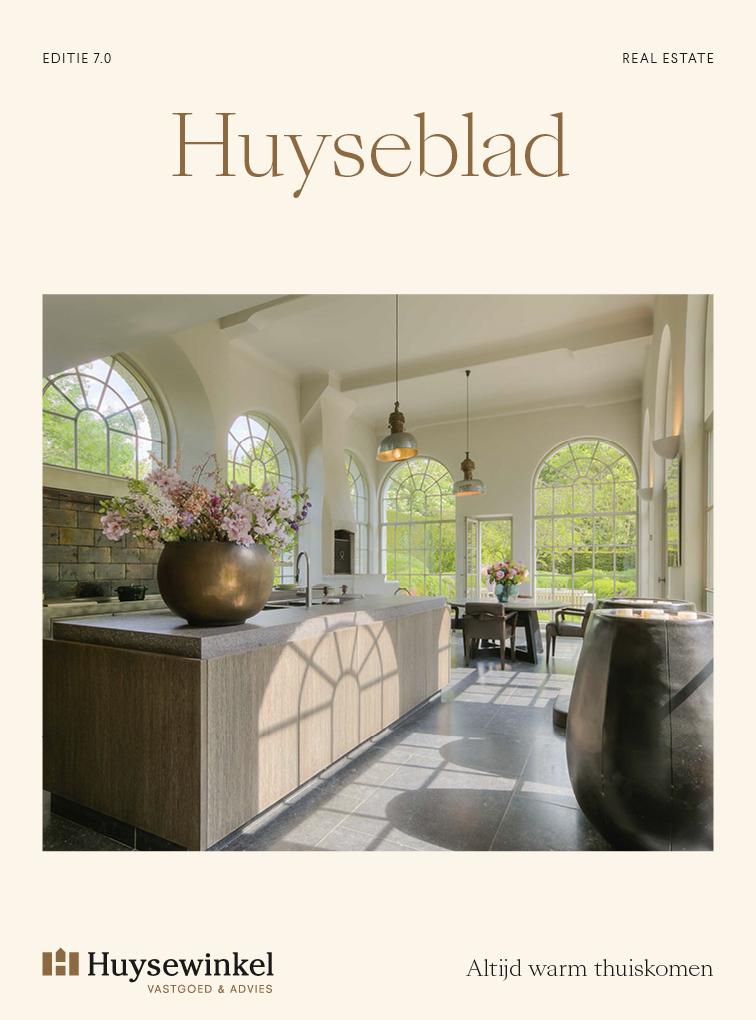Huyseblad Editie 7.0